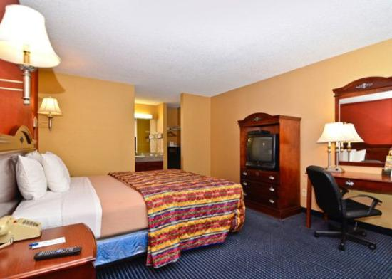 Rodeway Inn Gardena: Guest Room (OpenTravel Alliance - Guest room)