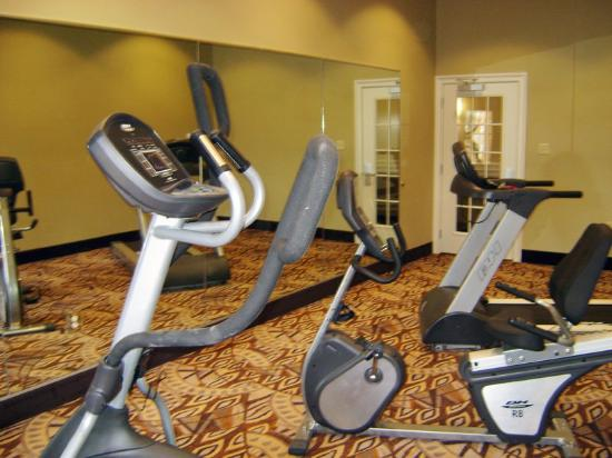 La Quinta Inn & Suites Iowa: Fitness Center
