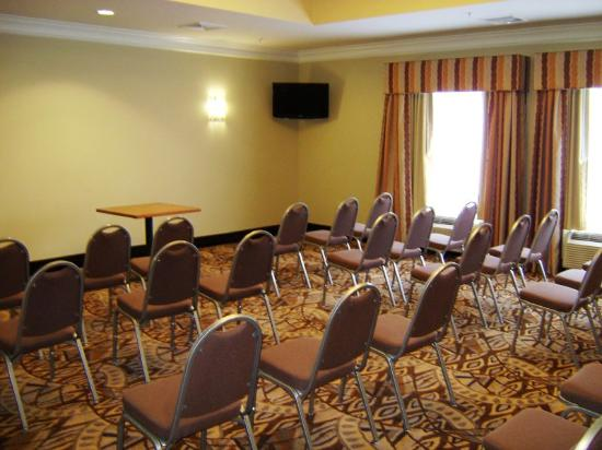La Quinta Inn & Suites Iowa: Meeting Room