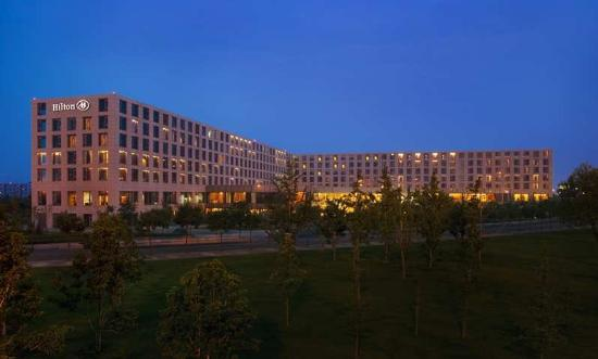 ‪Hilton Beijing Capital Airport‬