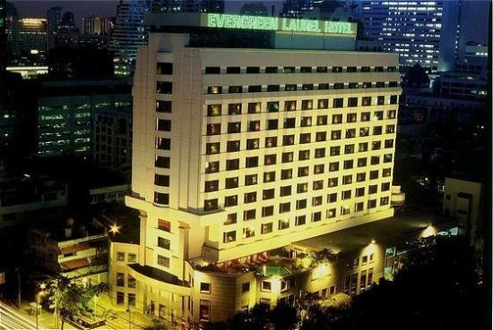 Photo of Evergreen Laurel Hotel Bangkok