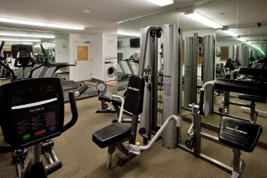 Candlewood Suites Chesapeake/Suffolk: Stay healthy, fit and in shape!