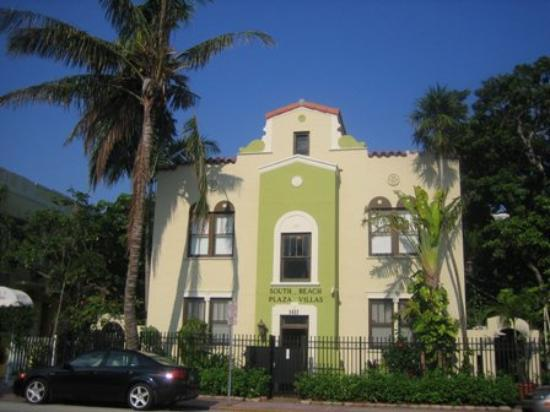 South Beach Villas: Exterior