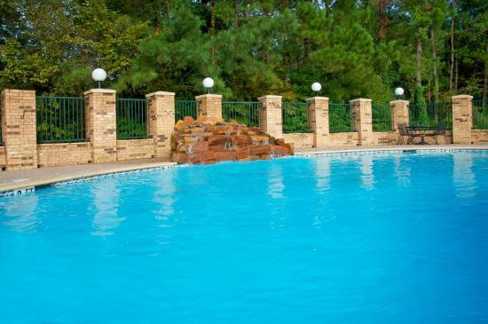Holiday Inn Express Lufkin South: Swimming Pool