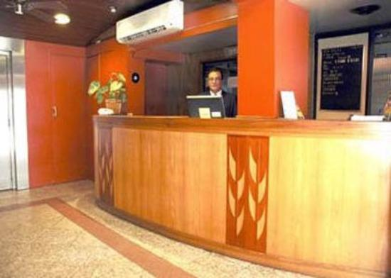 Apa Hotel: Reception