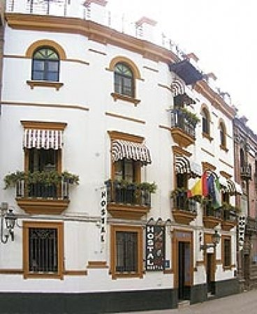 Sevilla Backpacker Hostal Picasso