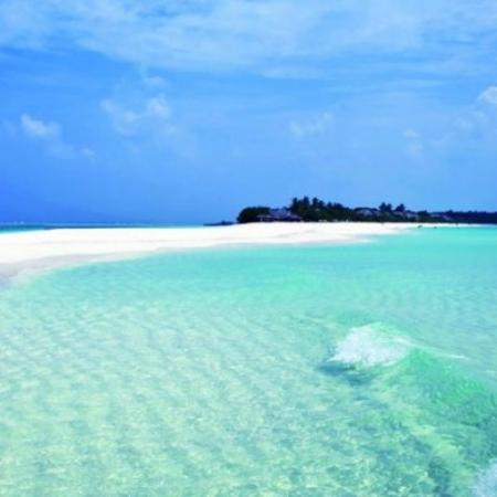 Pour les gourmands ! - Picture of Palm Beach Resort, Madhiriguraidhoo