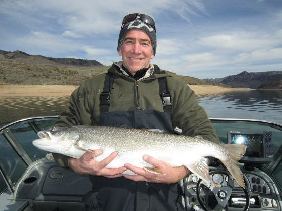 Blue Mesa Fishing Guide Service - Gunnison CO |Lake Trout