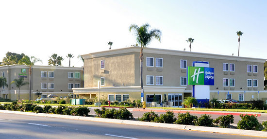 Holiday Inn Express San Diego Sea World - Beach Area: Holiday Inn Express San Diego SeaWorld Beach Area - Exterior