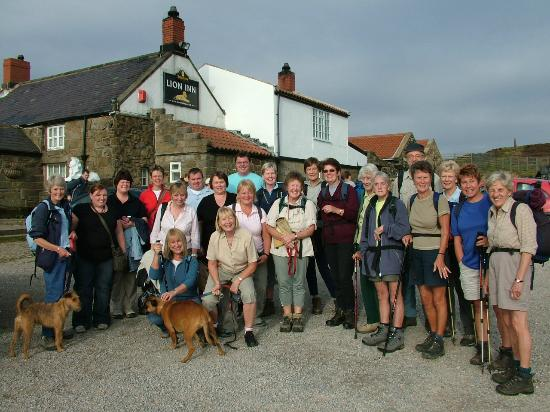 The Lion Inn: Our largest gathering in 2007