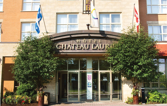 Hotel Chateau Laurier: Bienvenue  l&#39;Htel Chtau Laurier Qubec