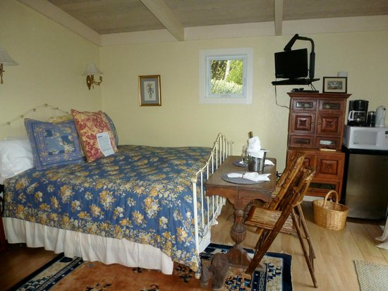 One Mesa Bed and Breakfast: WONDERFUL featherbed!