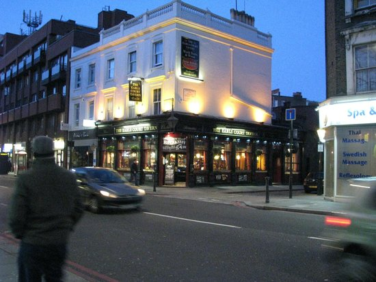 Earls Court Tavern London South Kensington Restaurant