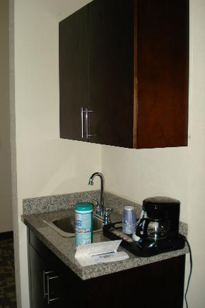 Holiday Inn Express & Suites Atlanta Airport West - Camp Creek: wet bar