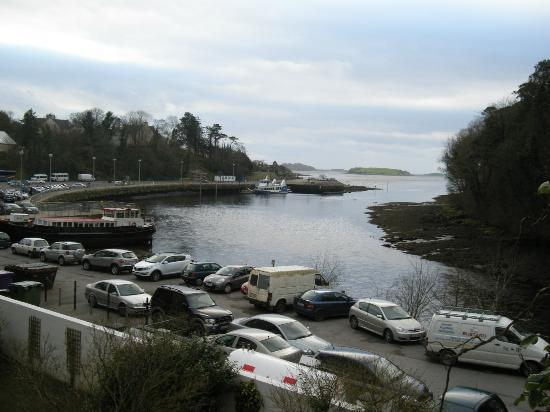The Central Hotel - Donegal: Fab view!!