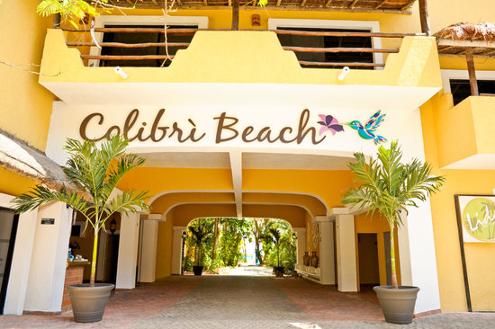 Hotel Colibri Beach