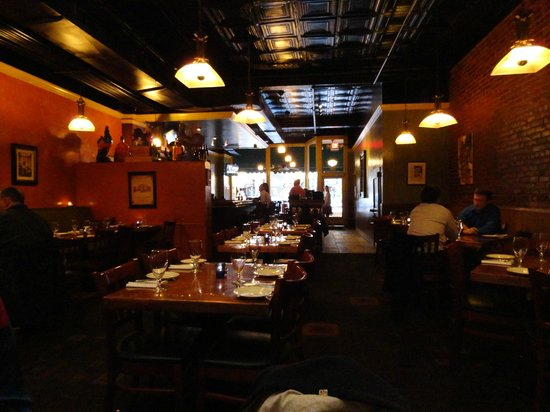 Table fifty roanoke menu prices restaurant reviews for Table 52 roanoke va