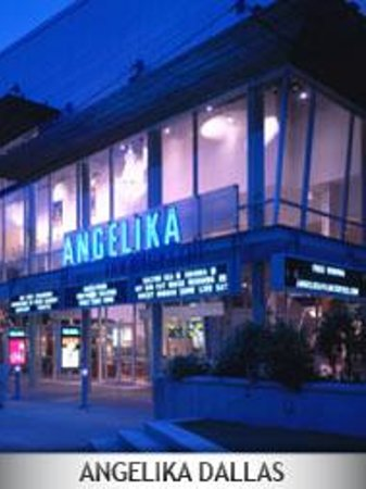Angelika Film Center and Cafe