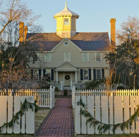 Cupola House Edenton Nc Address Phone Number