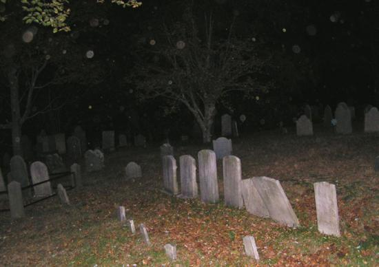 Dead Of Night Sunset Cemetery Tour Plymouth Ma Address