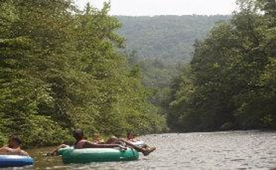 Green River Cove Tubing