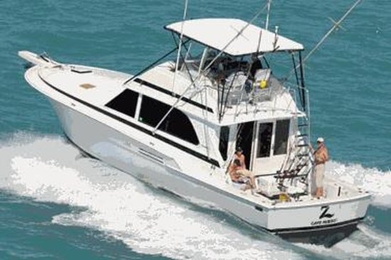 Mr z private sportfishing charters key west fl for Seven fish key west fl
