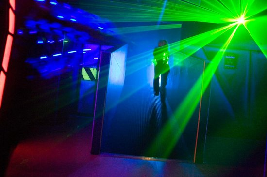Laser Station Glasgow Scotland Top Tips Before You Go
