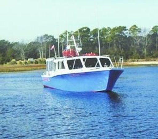 Deep sea fishing adventure review of little for Deep sea fishing myrtle beach sc