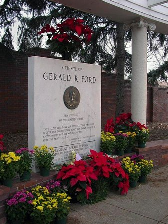 Gerald R. Ford Birthsite and Gardens