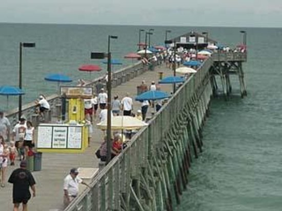 The Pier At Garden City Beach Garden City Beach