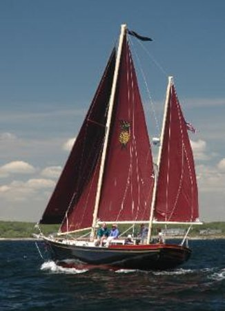 The Pineapple Ketch