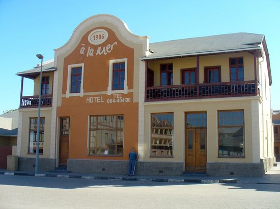 Photo of Hotel Pension A la Mer Swakopmund