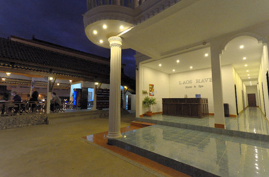 Laos Haven Hotel & Spa: Lobby