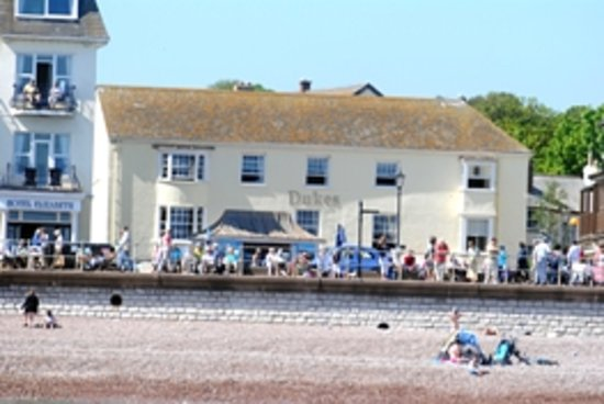 Hotels in sidmouth with swimming pool