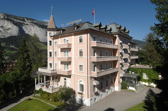 Photo of Romantik Hotel Schweizerhof Flims
