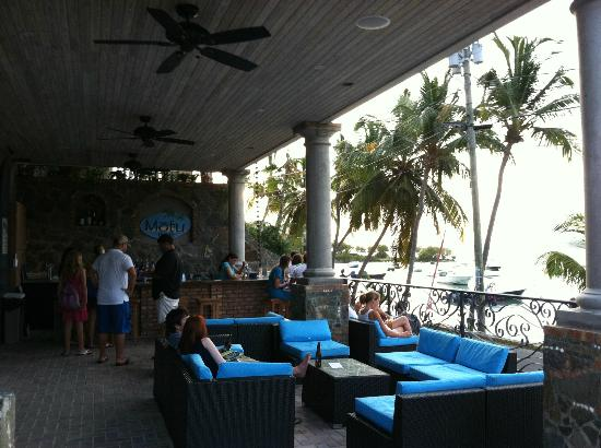 Cruz Bay, St. John: Motu Bar