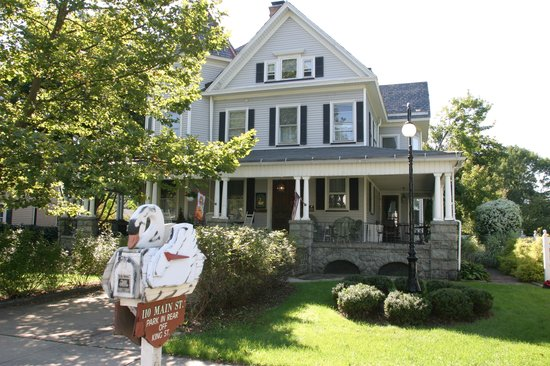 The Whistling Swan Inn - nestled in the charming village of Stanhope, NJ