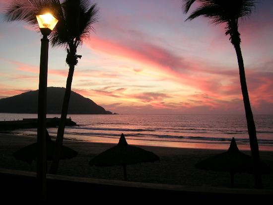 Pueblo Bonito Mazatlan: Beautiful sunset every night
