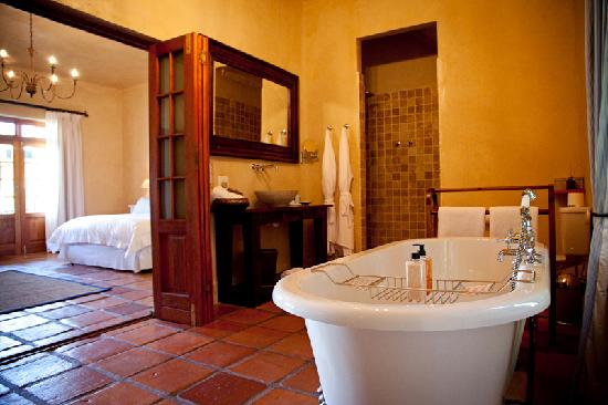 Avondrood Guest House: bathroom