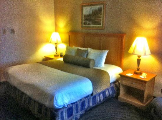 BEST WESTERN PLUS Mill Creek Inn: Bed