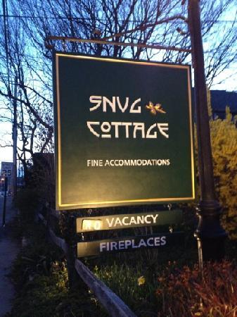 Snug Cottage: Absoluut &#39;fine&#39; die &#39;accomodations&#39; hier!