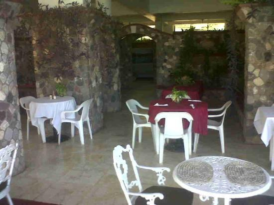 Silver Seas Resort Hotel: Restaurant