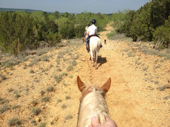 Wildcatter Ranch: Out Riding