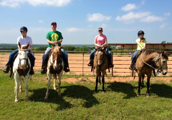 Wildcatter Ranch: Heading out