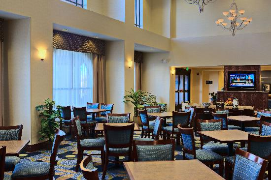 Hampton Inn &amp; Suites Lancaster: Dinning Area
