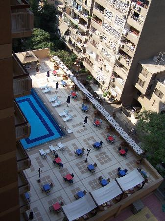 Safir Hotel Cairo: Piscina