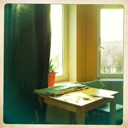 St. Christopher's Berlin Hostel: Chambre