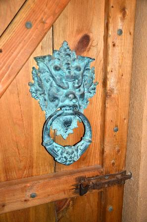 Trois Estate at Enchanted Rock: Suite Door Handle
