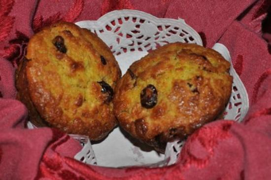 Binners' Bed and Breakfast: Muffins