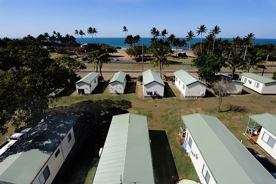 Bargara Beach Caravan Park: Ocean Views